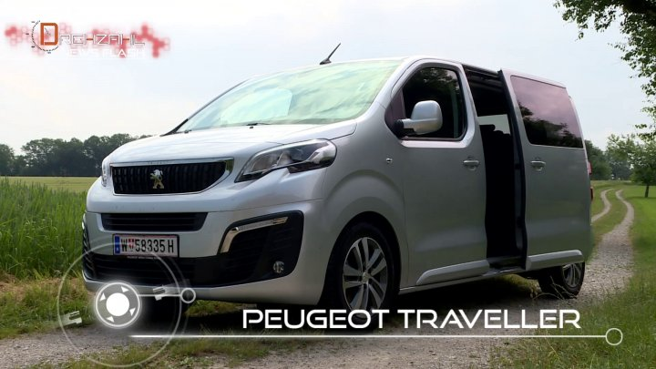 Peugeot Traveller Business Blue HDI 150  - Drehzahl News Flash