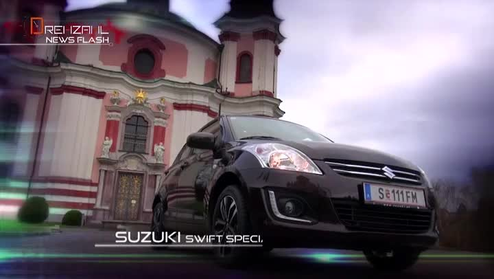 Suzuki Swift Special Edition 4WD
